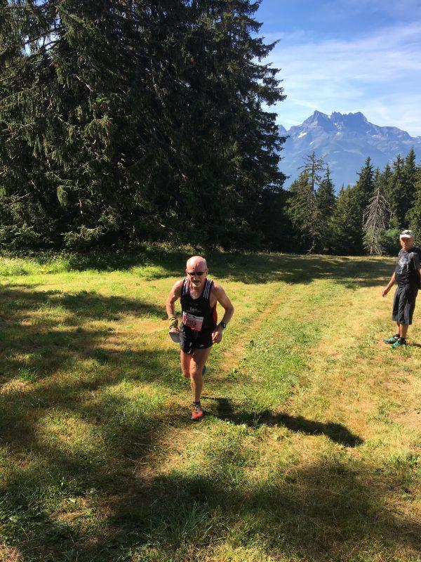 John Kerley Mountain Race