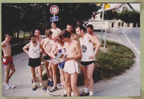 Running Camp 1981