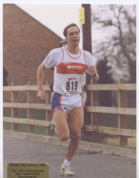 Wayne Buxton Half Marathon