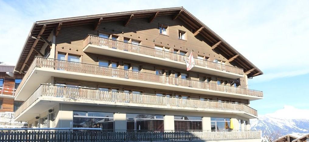 Hotel Mont Fort Nendaz Running Camp